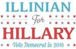 Illinian for Hillary