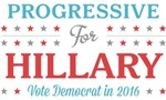 Progressive for Hillary