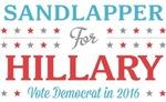 Sandlapper for Hillary
