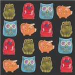 Retro Vintage Animal Candle Prints and Gifts