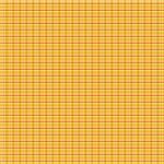 Orange and Yellow Plaid Gingham