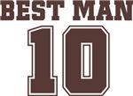 Uniform Best Man 10 T-Shirts