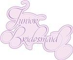 Lavender Amor Junior Bridesmaid