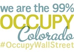 Occupy Colorado Springs T-Shirts
