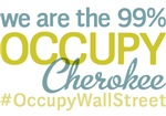 Occupy Cherokee T-Shirts