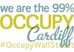 Occupy Cardiff T-Shirts
