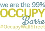 Occupy Barre T-Shirts