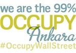 Occupy Ankara T-Shirts