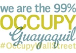 Occupy Guayaquil T-Shirts