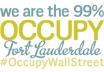 Occupy Fort Lauderdale T-Shirts