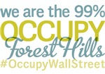 Occupy Forest Hills T-Shirts