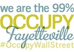 Occupy Fayetteville T-Shirts