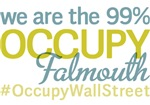 Occupy Falmouth T-Shirts