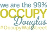 Occupy Douglas T-Shirts
