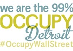 Occupy Detroit T-Shirts