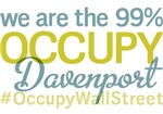 Occupy Davenport T-Shirts