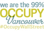 Occupy Vancouver T-Shirts