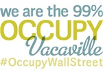 Occupy Vacaville T-Shirts