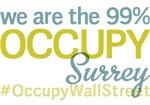 Occupy Surrey T-Shirts