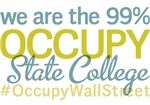 Occupy State College T-Shirts