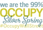Occupy Silver Spring T-Shirts