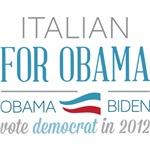 Italian For Obama