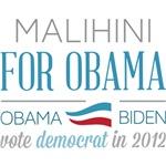 Malihini For Obama
