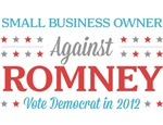 Small Business Owner Against Romney