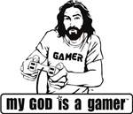 My God is a Gamer