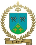 LAROCQUE Family Crest