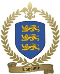 LAPOINTE Family Crest