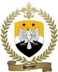 BERNIER Family Crest