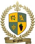 BERGEVIN Family Crest