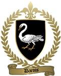 DAROIS Family Crest