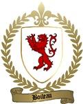 BOILEAU Family Crest