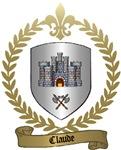 CLAUDE Family Crest