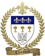 CHAUVIN Family Crest