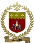 SAULNIER Family Crest