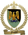 FOUQUET Family Crest