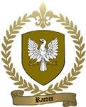 RACOIS Family Crest