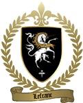 LEFRANC Family Crest