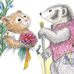 The Wedding of Hamster and Badger