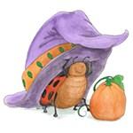 LadyBug's Witchy Hat