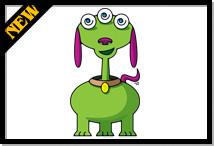 Astrid: Alien Dog