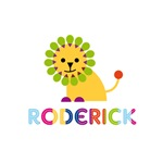 Roderick Loves Lions