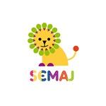 Semaj Loves Lions