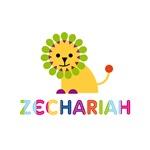 Zechariah Loves Lions