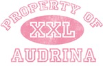 Property of Audrina