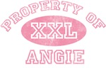 Property of Angie