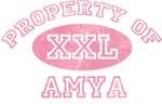 Property of Amya